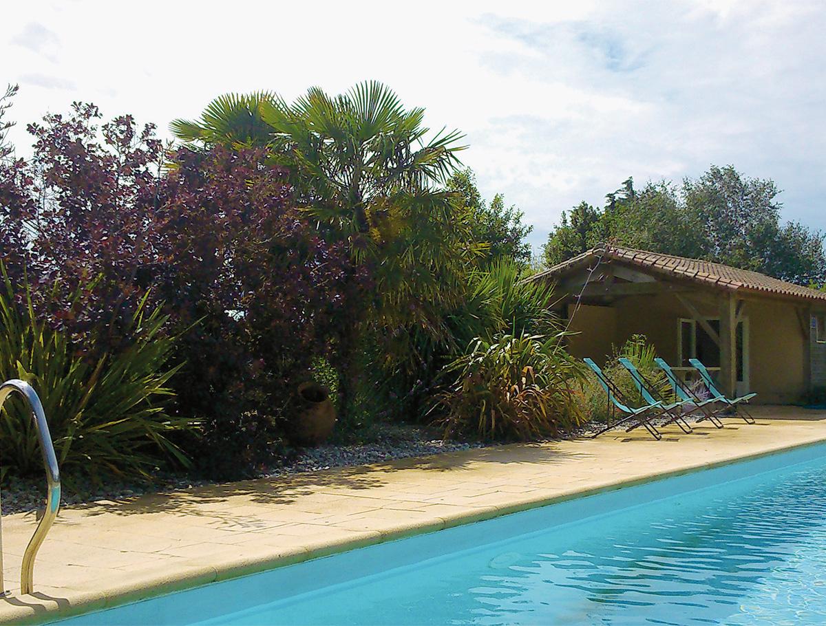 Piscine naturelle - Vendée -