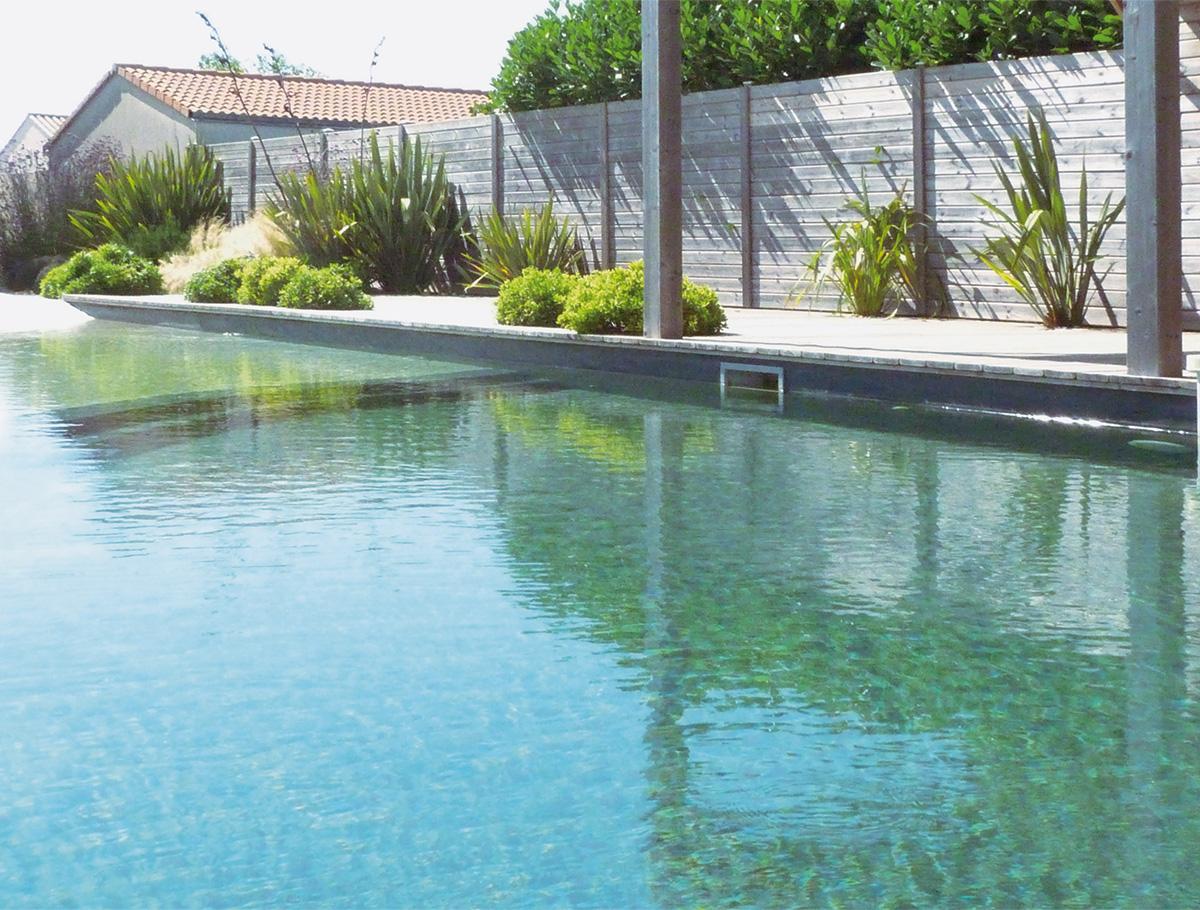 Baignade en eau douce et claire - Vendée -