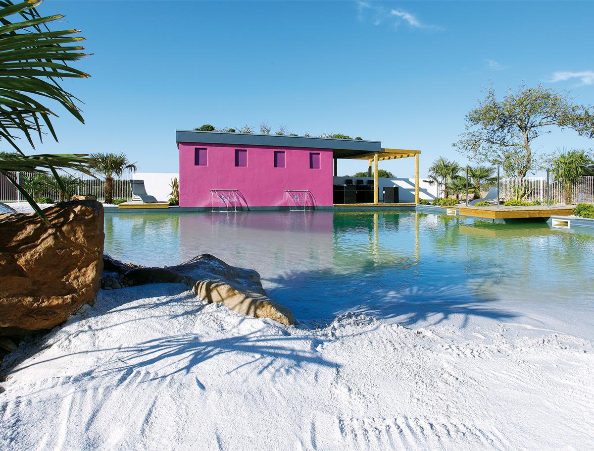 Plage de sable fin et lagon, les Caraïbes à domicile - Vendée -